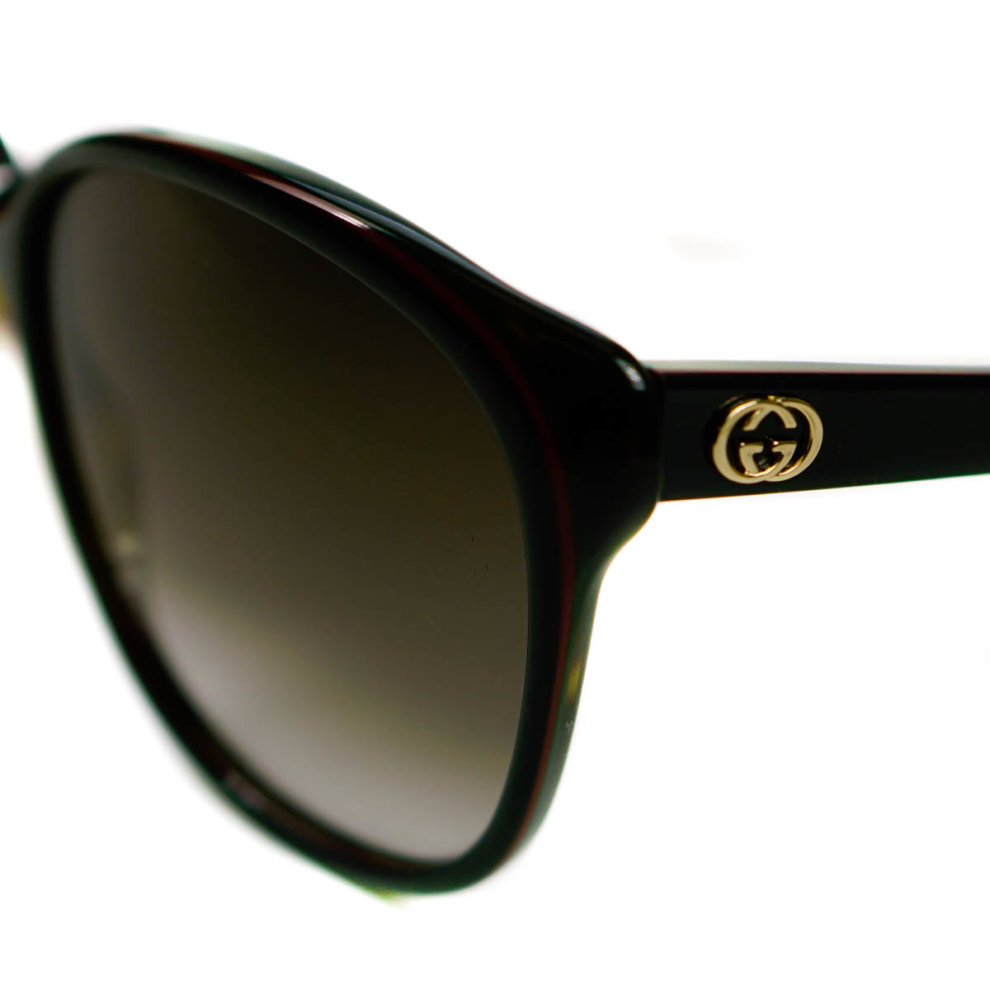 7d7094edc44c ... Gucci Womens Black Sunglasses 3165/S - 4. >