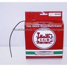2 Conductor Wire Blk/Wht - Accessory - LGB L50140