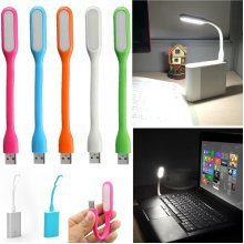 Portable LED USB Light For Computer Notebook PC Laptop Power Bank