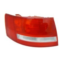 Audi A6 Mk2 6/2004-2008 Saloon Rear Tail Light Passenger Side N/s