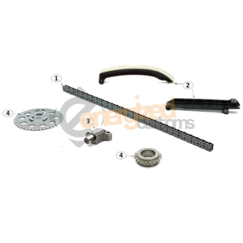 Smart City Coupe/fortwo 0.6 & 0.7 1998-2007 Timing Chain Kit