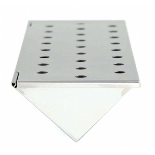 The Companion Group CC4066 ''Platinum'' V-Shape Smoker Box / large