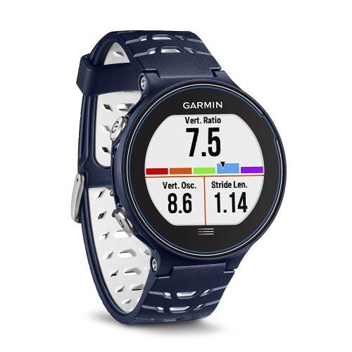 Garmin Forerunner 630 GPS Running Watch with Enhanced Running Metrics - Midnight Blue