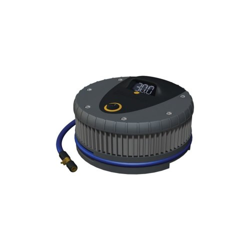 Tyre Inflator - 12V - Digital Gauge