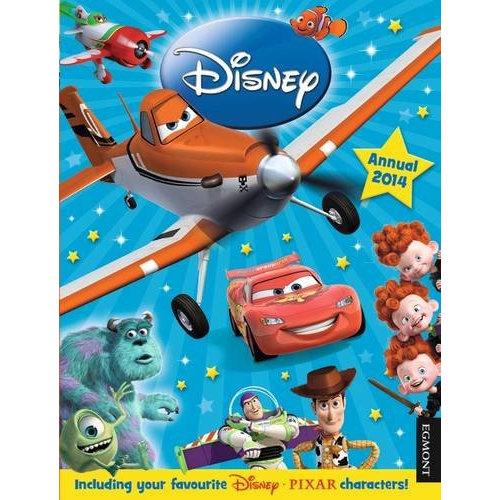 Disney (Pixar) Annual 2014 (Annuals 2014)