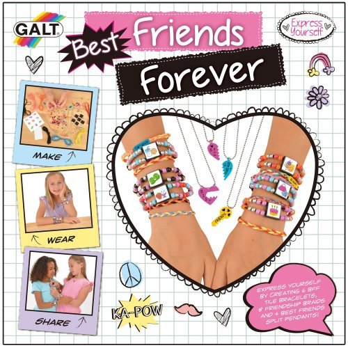 Galt Toys Best Friends Forever (Multi-Colour)