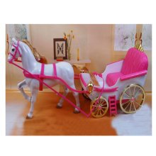 Luxurious 11.5'' Doll Living Room Furniture Set-Horse 03
