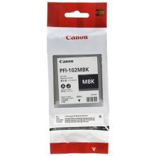 Canon LUCIA PFI-102 MBK - Ink tank - 1 x pigmented matte black