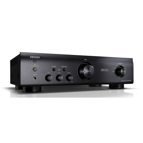 Denon PMA520AE Integrated Amplifier - Black