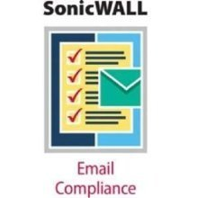 Sonicwall Email Compliance Subscription - 50 Users - 3yr