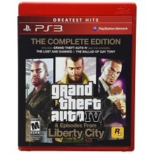 Grand Theft Auto IV & Episodes from Liberty City: The Complete Edition by Rockstar Games