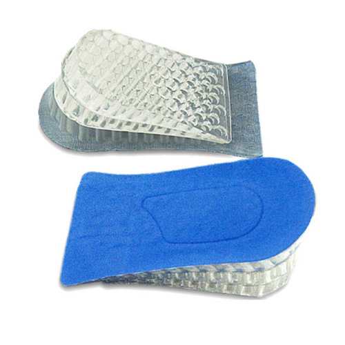 Invisible Height Increase Shoes Insole 3 Layers for Men and Women