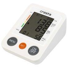 Cresta Upper Arm Blood Pressure Monitor BPM620 White 75951.01
