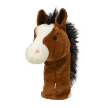 Daphnes Horse Golf Driver Headcover