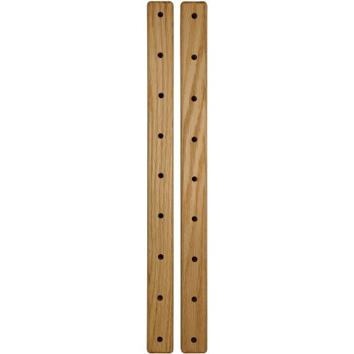 "Oak E-Z Stitch Extender Bars 16""-"