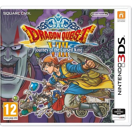 Dragon Quest VIIIThe Journey of the Cursed King