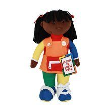 Childrens Factory FPH858 International Friend Ethinic Toddler Doll
