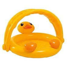 Intex Recreation 57121EP Ducky Friend Baby Pool Toy