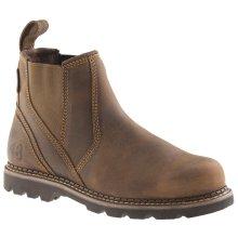 Buckler B1500 Non Safety Dealer Boots Dark Brown (Sizes 6-13) Men's Shoes