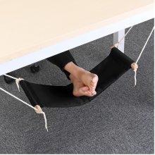 Home Office Foot Rest Desk Feet Hammock