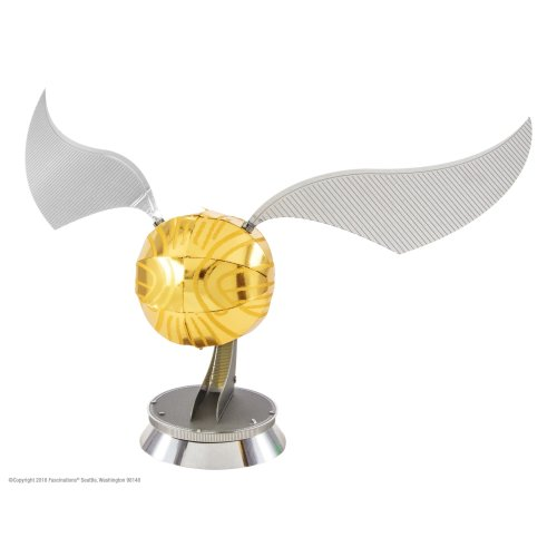 Harry Potter Golden Snitch Metal Earth Model Kits