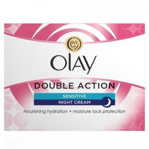 Olay Double Action Night Cream Sensitive 50ml