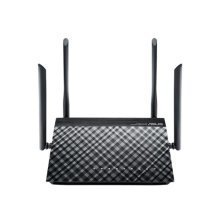 Asus Rt-ac1200g Dual-band (2.4 Ghz / 5 Ghz) Gigabit Ethernet Black Wireless Router