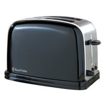 Russell Hobbs 2 Slice Toaster Browning Control - Black (Model No. 14361)