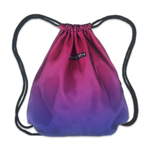 Drawstring Bag Unisex Gym Bag Sport Rucksack Shoulder Bag Hiking Backpack #23