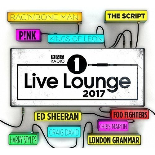 BBC Radio 1's Live Lounge 2017 [CD]