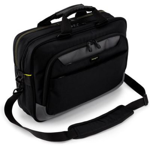 "Targus CityGear 15.6"" Notebook messenger Black"