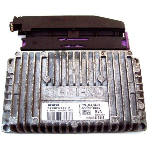 Citroen Xsara Picasso 2.0 16V Automatic Gearbox ECU S118047553A + 9658516880