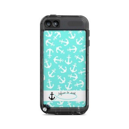 DecalGirl LIT5-RSINK Lifeproof iPod Touch 5G Case Skin - Refuse to Sink