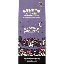 Lilys Kitchen the Famous Organic Bedtime Biscuits for Dogs 100g