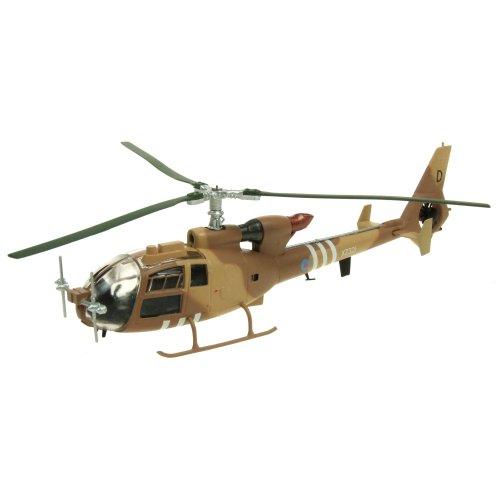 "Aviation 72 AV7224005 1/72 Westland Gazelle AH.1 Army Air Corps Operation Desert Storm XZ321/D""Gary"""