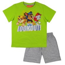 Paw Patrol Short Pyjamas - Green