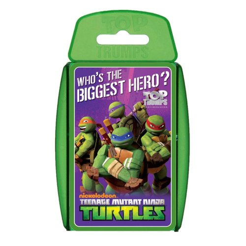 Turtles Tmnt Top Trumps Specials
