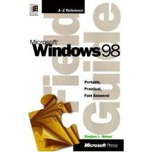 Microsoft Windows 98 Field Guide (pocket Guide (microsoft))