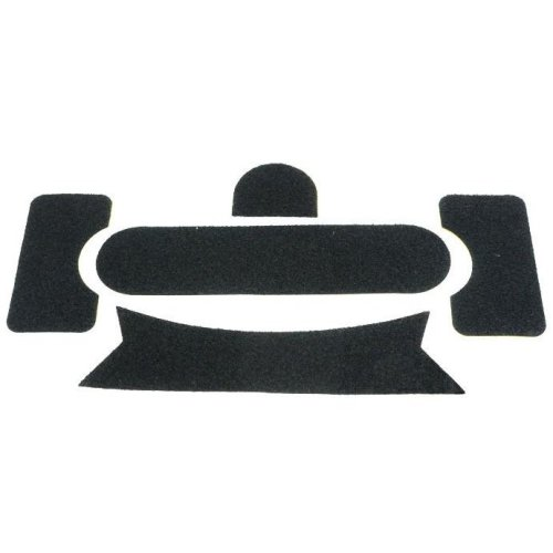 Airsoft Fma Ops Core Helmet Replacement Velcro For Manta Strobe Etc Black Uk
