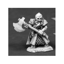 Reaper Miniatures Dark Heaven Legends 03817 Skeletal Dwarf