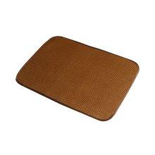 Soft Pet Dog Bed Mat Simple Pet Floor Mat Classic Waves, 44*34cm