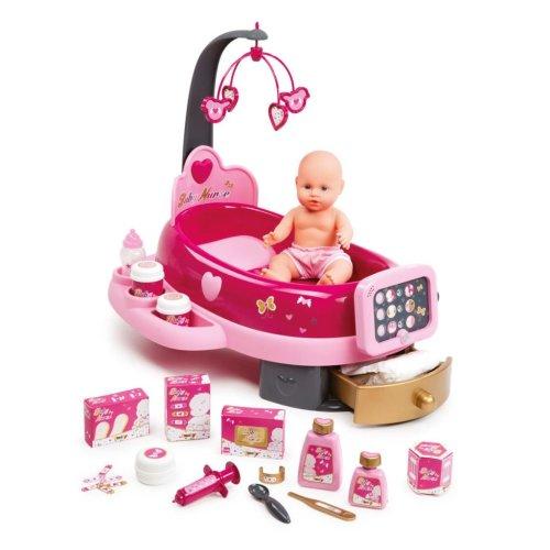 Smoby Baby Nurse Electronic Nursery 39x54x50 cm 220317