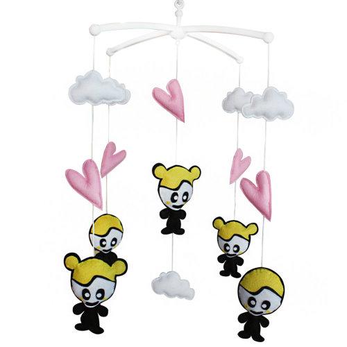 Boys And Girls Lovely Gift Best Baby Mobile Nursery Mobile