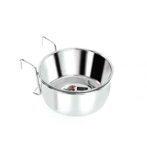 Fed 'n' Watered Coop Cup & Hook Holder (12cm)