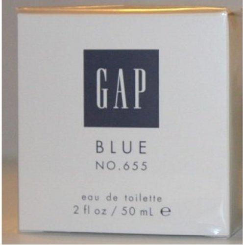 Gap Blue No. 655 Eau de Toilette for Her 2 fl 0z (50 ml)