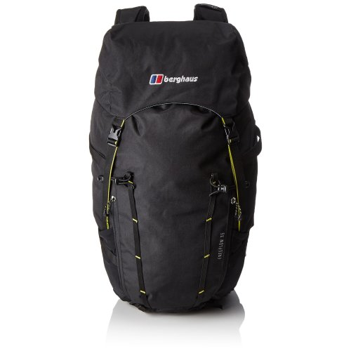 Berghaus Men's Freeflow Outdoor Backpack, Black, 35 Litres