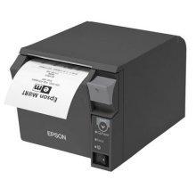 Epson TM-T70II Thermal POS printer 12 x 24DPI Black