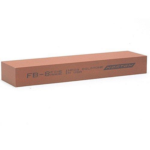 India 61463685635 CB8 Bench Stone 200mm x 50mm x 25mm - Coarse