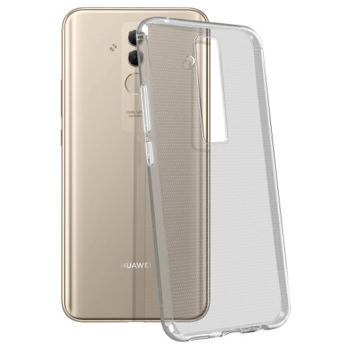 Official Huawei glossy hardcase backcover for Huawei Mate 20 Lite - Ultra Clear