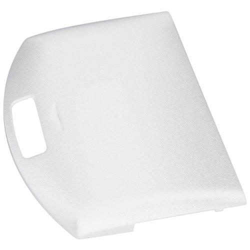 Battery cover for PSP 1000 1001 1002 1003 1004 Sony fat door ZedLabz – White